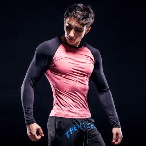 t shirt compression simple