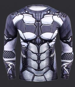 rashguard jujitsu fighting batman pas chers