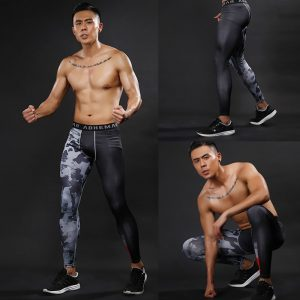 pantalon compression grappling