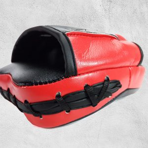 pao entrainement kick boxing rouge 1 pair
