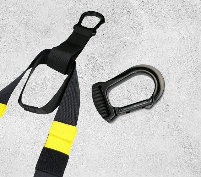 elastique musculation trx suspension